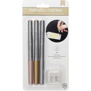 Набор маркеров Metallic Markers Fine Point от American Crafts