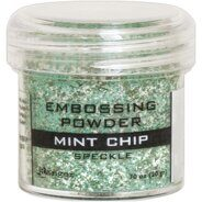 Пудра для эмбоссинга Embossing Powder Mint Chip от Ranger