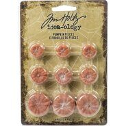Набор декоративных украшений тыквы Pumpkin Pieces от Tim Holtz Advantus (1)