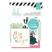 Набор карточек Hello Beautiful Embellishments от Heidi Swapp