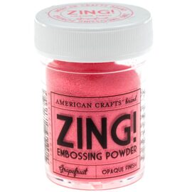 "Пудра для эмбоссинга ZING! ""GRAPEFRUIT""."