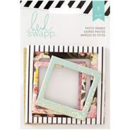 Рамочки GLITTER & GOLD FOIL PHOTO FRAMES