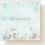 Лист бумаги Happy day коллекция Little sheriff от Summer Studio
