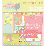 Набор высечек About a Little Girl Collection от PhotoPlayPaper
