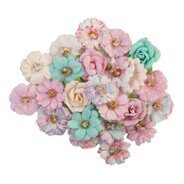 Бумажные цветы Mulberry Paper Flowers Friends Forever коллекция With Love от Prima Marketing