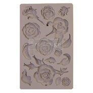 Молд Fragrant Roses Re-Design Decor Moulds от Prima Marketing