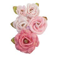 Бумажные цветы Mulberry Paper Flowers True Friends коллекция With Love от Prima Marketing