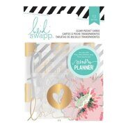 Набор карточек Hello Beautiful Clear Pocket Cards от Heidi Swapp