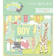 Набор высечек About a Little Boy Collection от PhotoPlayPaper
