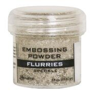 Пудра для эмбоссинга Embossing Powder Flurries от Ranger