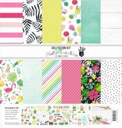 Кит набор коллекция Hello Sunshine от Fancy Pants Design