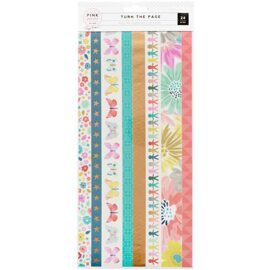 "Скотч-стикеры ""Turn The Page""/Paige Evans Turn The Page Washi Sticker Sheets"
