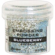 Пудра для эмбоссинга Embossing Powder Blueberry от Ranger